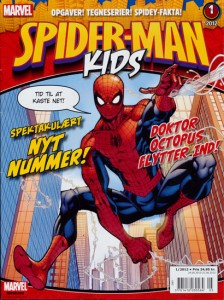 spiderman kids
