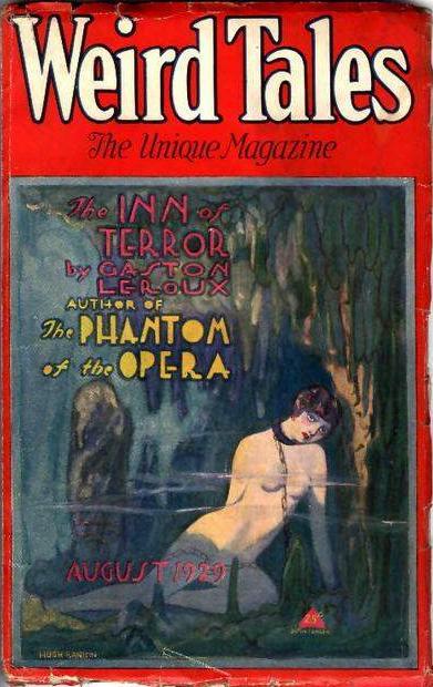 Weird Tales August 1929